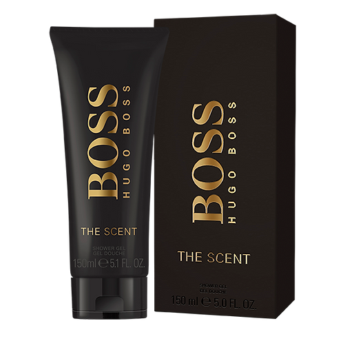 The scent shower gel 150ml.