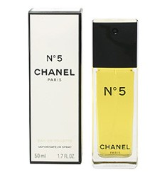Chanel N°5 edt vapo 50ml.