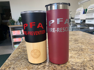 Poudre Fire Authority Mugs