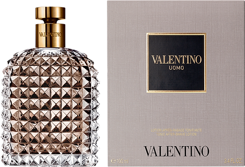 Valentino Uomo after shave lotion 100ml.
