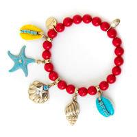 Bracciale 550220Z turchese corallo