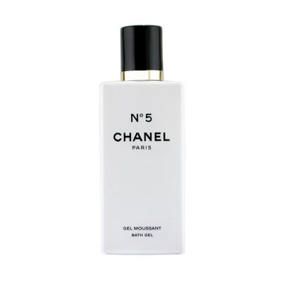 Chanel N°5 bath gel 200ml.