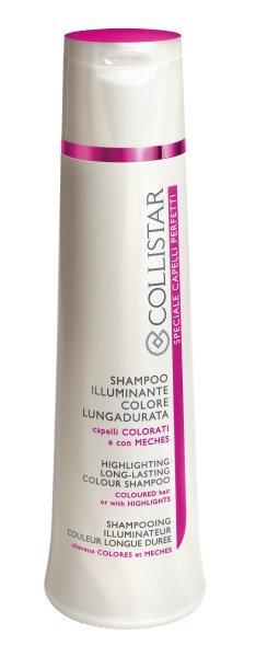 Shampoo Illuminante Colore Lungadurata 250ml.