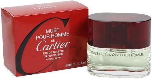 Must Pour Homme edt vapo 50ml.