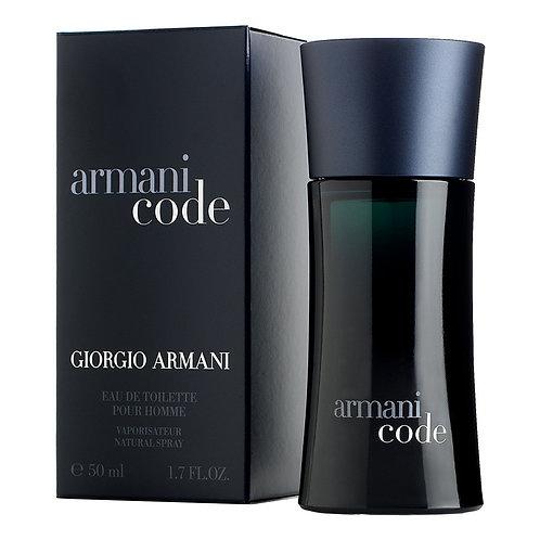 Armani Code edt vapo 50ml.