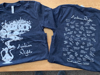 Rice Elementary Arabian Nights Shirts