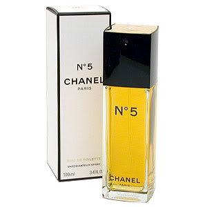 Chanel N°5 edt vapo 100ml.