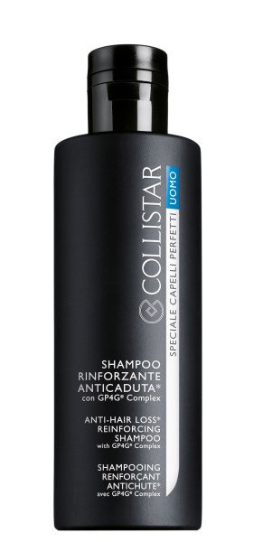 Shampoo Rinforzante Anticaduta* uomo 250ml.