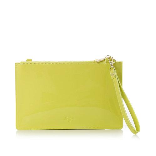 Clutch B30101M giallo fluo