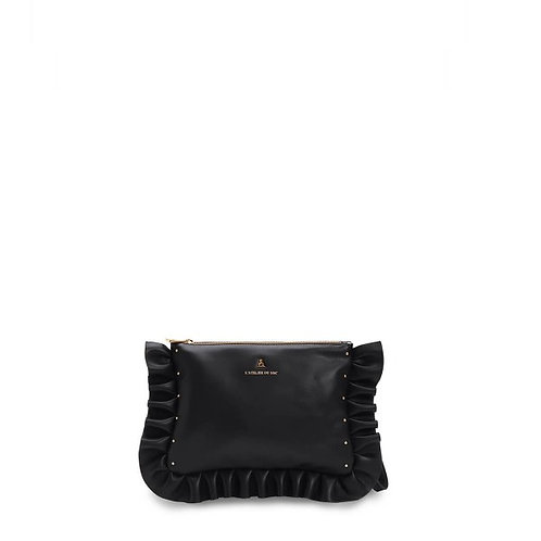 Clutch 9692 mod Sophie coll Princess bride nero