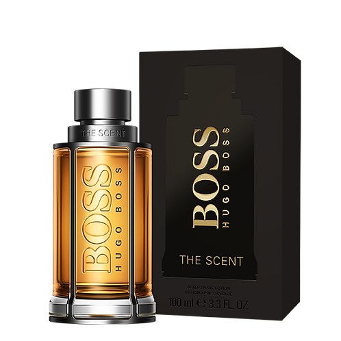 The scent after shave lotion 100ml.