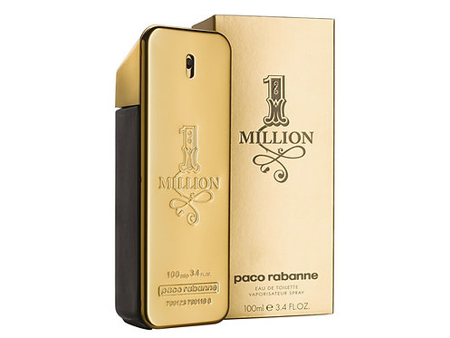 1 Million edt vapo 100ml.
