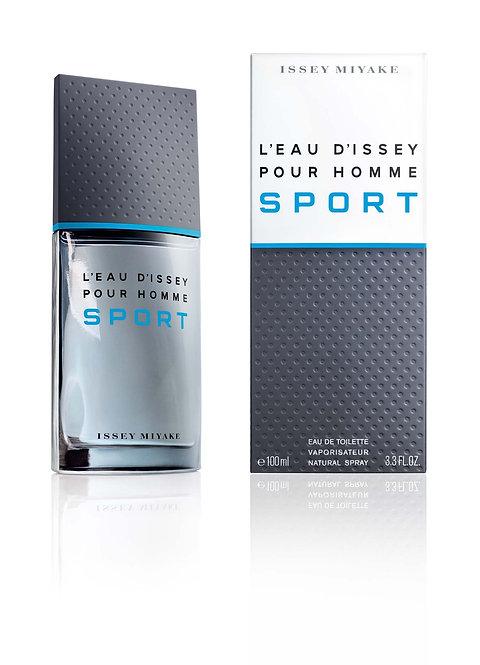 L'eau d'Issey Pour Homme Sport edt vapo 100ml.