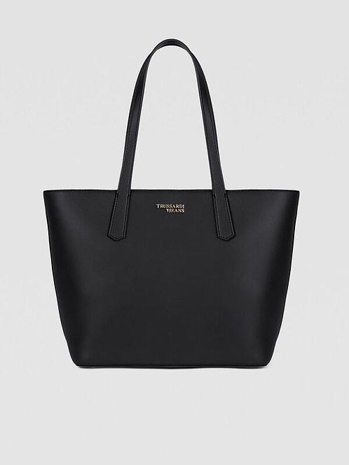 Borsa shopping tote bag medium nero