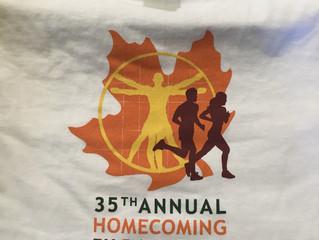 CSU Homecoming 5K Shirts