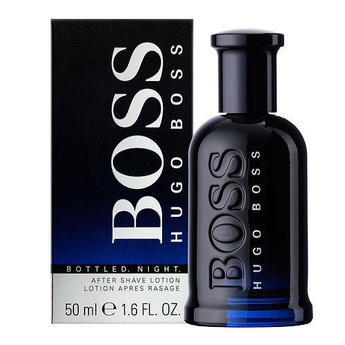 Bottled Night after shave  lotion 50ml.