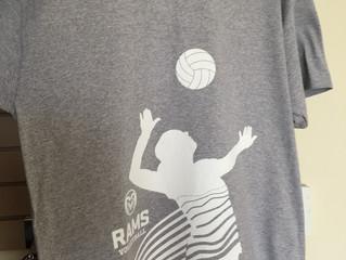 CSU Volleyball Camp Shirts