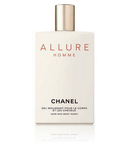 Allure Homme hair & body wash 200ml.