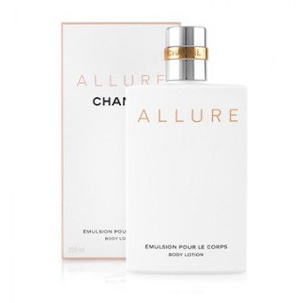 Allure body lotion 200ml.