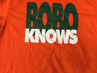 """""""Bobo Knows"""" Shirts"""