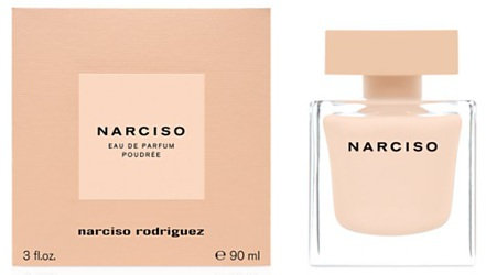 Narciso edp poudrè 90ml.