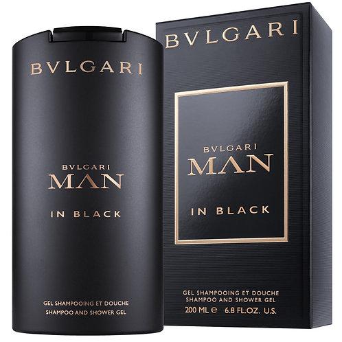 Man In Black bath & shower gel 200ml.