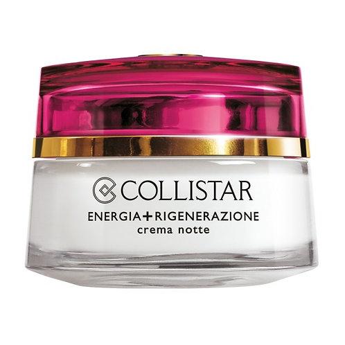 Energia + Rigenerazione Crema Notte 50ml.
