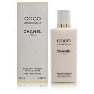 Coco Mademoiselle body lotion 200ml.