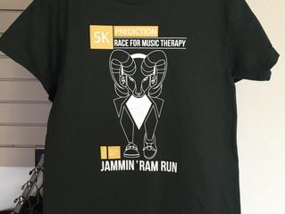 Jammin' Ram Run 5K
