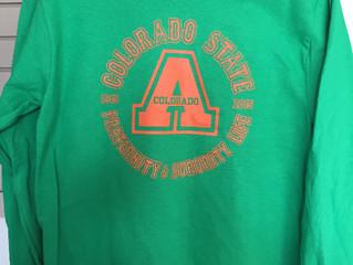 CSU Greek Life Homecoming Shirts