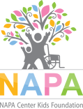 NAPA Center Kids Foundation logo.png