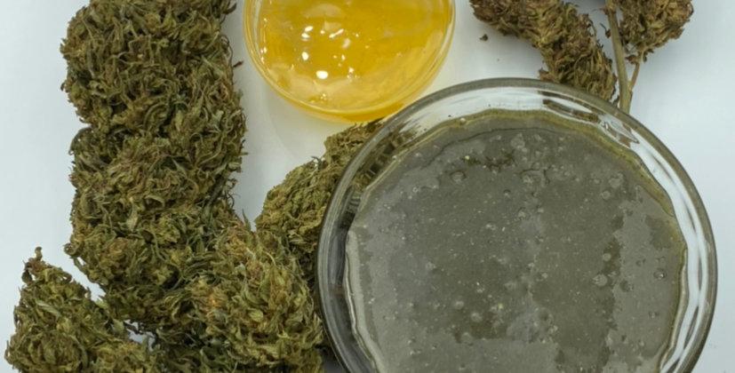 Whole Plant Hemp Honey Face Mask