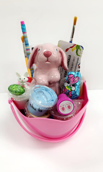 Spring & Easter Basket