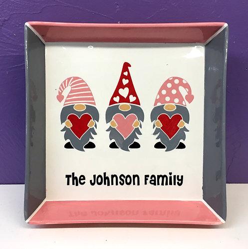 Love Gnomes Platter