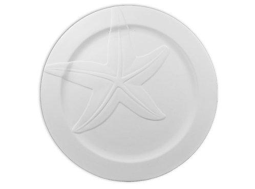 Starfish Rim Plate