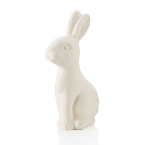 Chocolate Bunny Figure