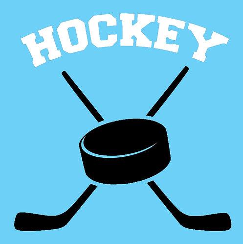 Hockey Board Art