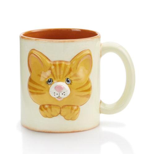Cat Front and Back Mug