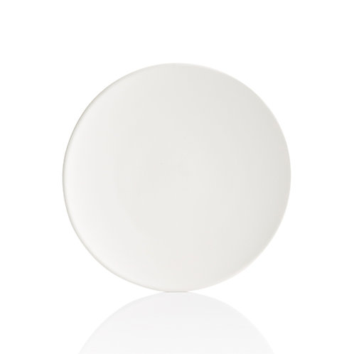 Plain Round Plate- Multiple Sizes