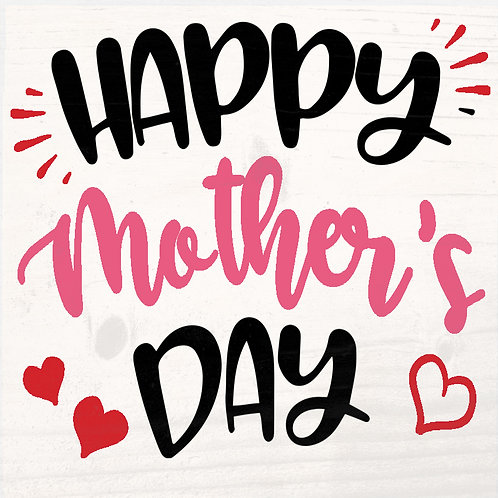Board Art: Happy Mother's Day
