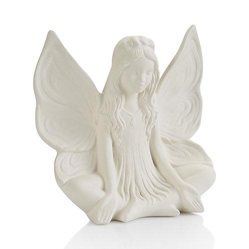 Lotus Sitting Fairy