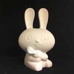 Ravin' Rabbit (Bunny) with Carrot
