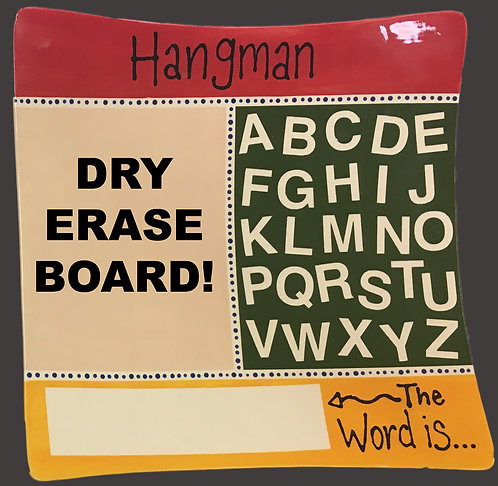 Hangman Plate