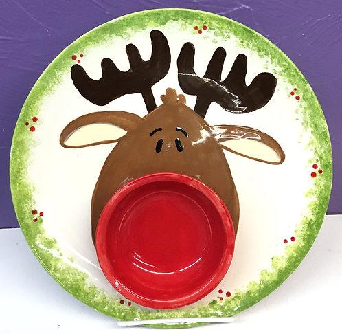 Reindeer Chip and Dip