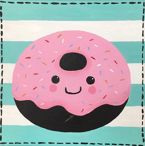 Donut Canvas