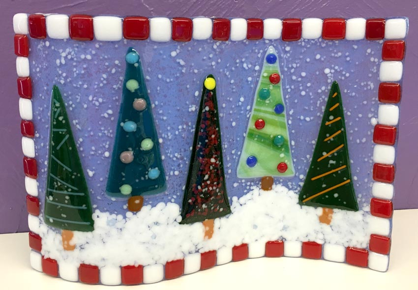Wavy Christmas Tree