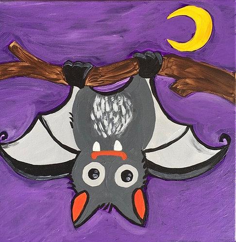Bat Canvas
