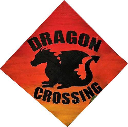 Dragon Crossing Board Art