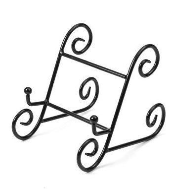 Sleigh Iron Easel