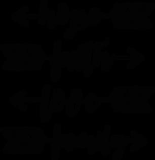Arrows hope faith family love.png